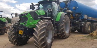 Is there a difference in tyres for farmers and agricultural contractors?