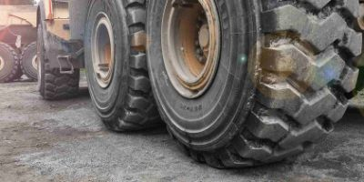 Tyre pressure and solid rubber tyres