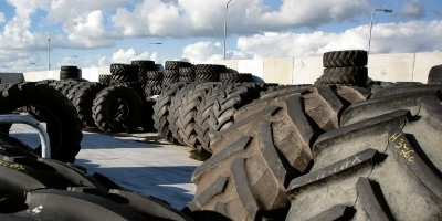 Heuver gives used OTR and agricultural tyres a place in its web-shop