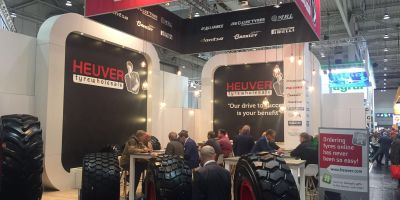 Agritechnica 2019: Heuver proves specialisation in agriculture