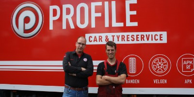 Family within a family business: Mark Potze and Dennis Hulsdouw