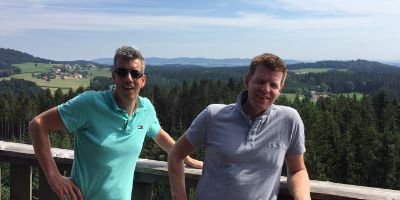 Family within a family business: Kasper Olimulder and Sebastiaan Vlierman