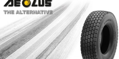 Aeolus winter tyres offer certainty in planning