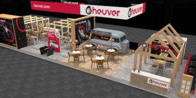 Heuver was completely ready for The Tire Cologne