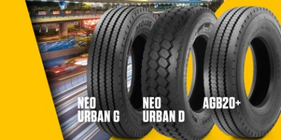 Unique bus tyre added to Aeolus NEO series