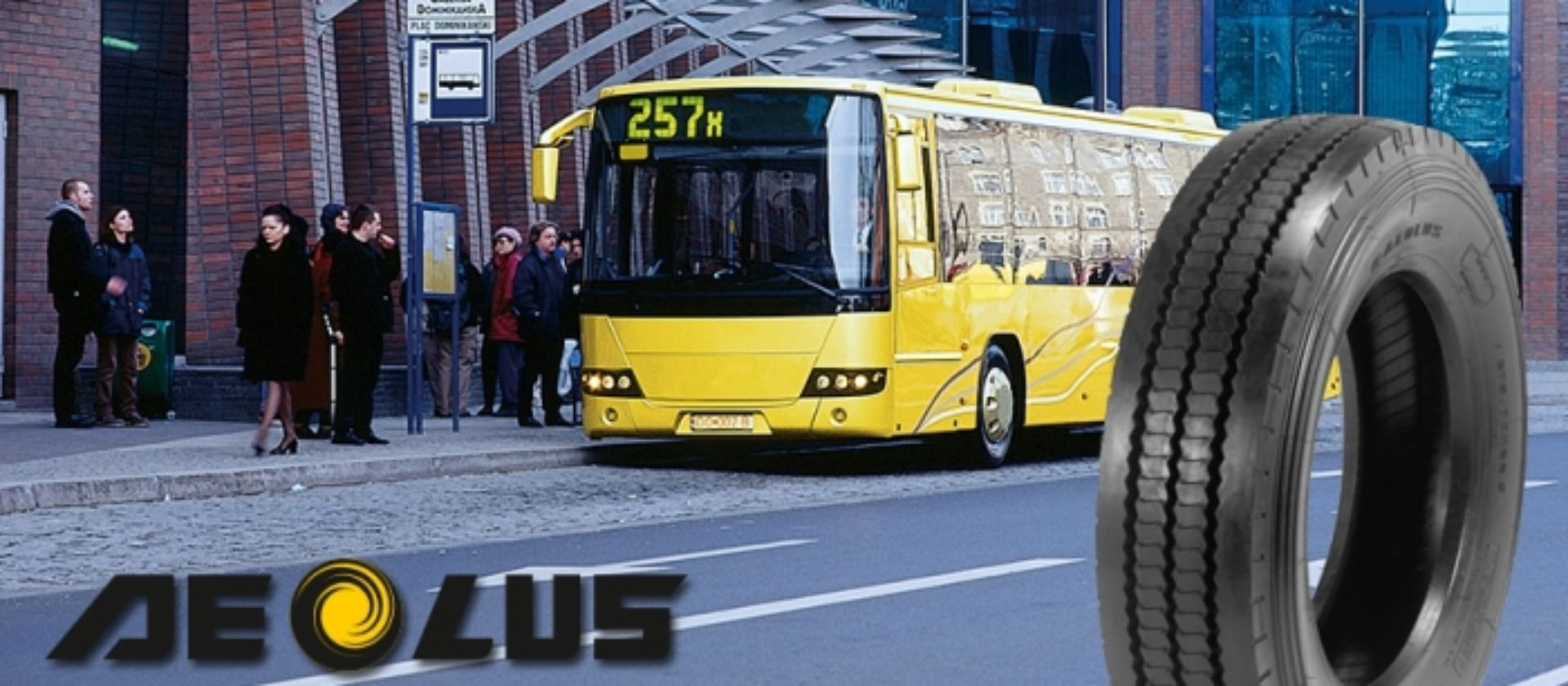 Aeolus AGB20 - the all-rounder for intensive city use